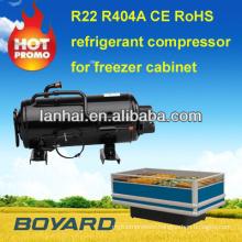 R404A hermetic rotary kompressor refrigerator for commercial refrigeration repair