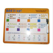 quadro educativo quadro branco, ensino de matemática quadro branco