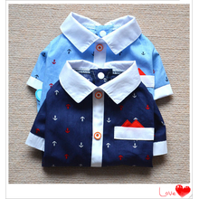 Casual Shirts for Dogs Clothes Pet Apparel