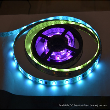 5050 60LED/M RGB Colorful 12V LED Strip