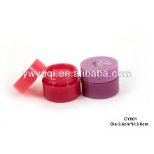 Yiwu Herstellung Runde Box Lippenbalsam