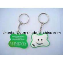 Plastic Cute Decoration Key Chain