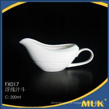 Gran compra de china eurohome pequeña olla de porcelana de leche