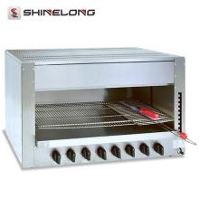 Good quality FCS-18 salamander oven for restaurant and hotel kitchen equipment salamander