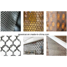 Ring Mesh for Decoration Certain
