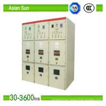 Electrical Cabinet Mns 380V 400V Low Voltage Drawable LV Switchgear