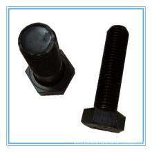 DIN558 Black Finish Hex Head Bolt -Product Grade C