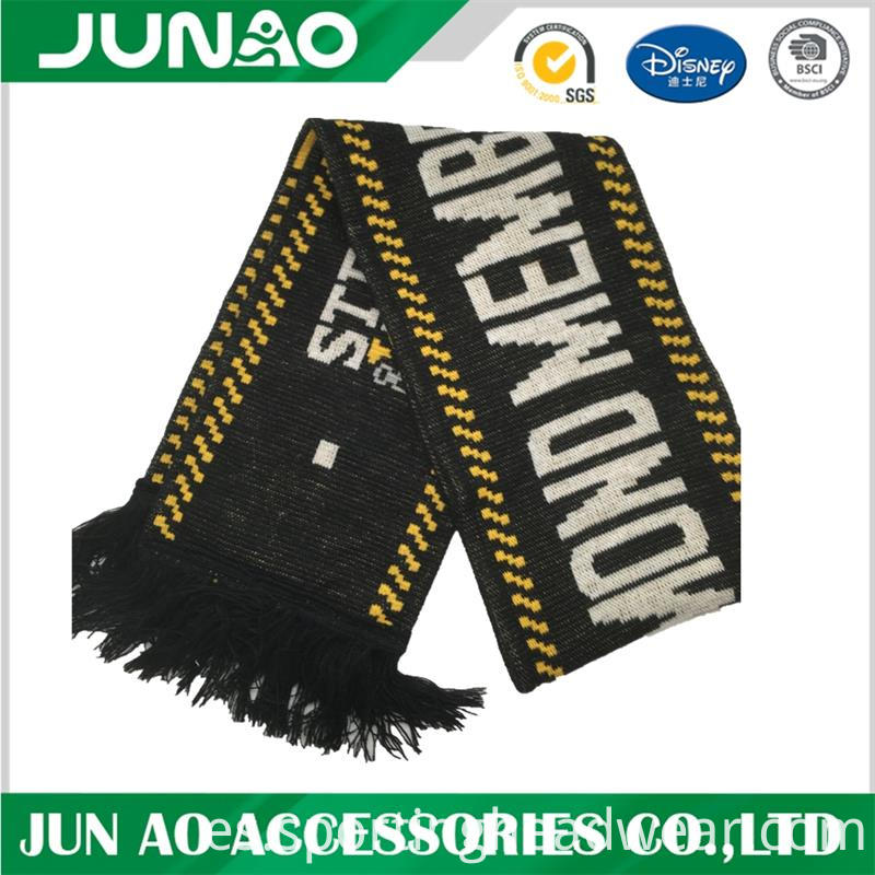 customized long scarf