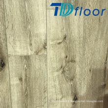 Plancher en vinyle en bois de chêne de Composit WPC