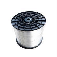 Черный / белый пластиковый полиэфирный проволочный провод для теплицы