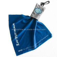 Microfiber Key-Chain Cleaning Cloth