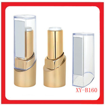 Fashion Gold Lipstick Case With Mirror