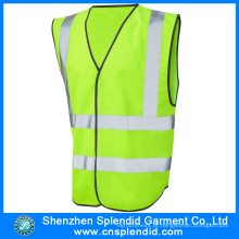 Venda Por Atacado Alta Visibilidade Work Clothes Safety Reflective Vest