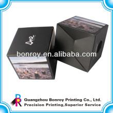 Малая упаковка картонная коробка со спецификацией