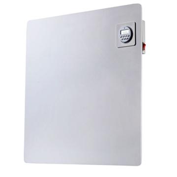 calentadores de pared de panel plano wifi