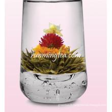 Chu Shui Fu Rong Green Blooming Tea Norme UE