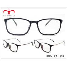 Tr90 gafas de lectura unisex con metal Temple (8057)
