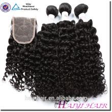 Qingdao Factory Dropship Hair Curly Human Hair Cambodian Hair Weave