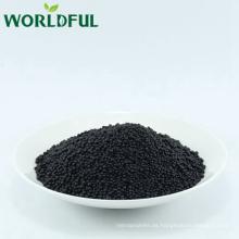 16-0-1 NPK + ácido húmico + aminoácido + granulado orgánico de los gránulos de la materia orgánica