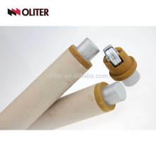 Fácil e confiável amostrador amostrador amostrador de imersão para aço fundido na fabricação de aço