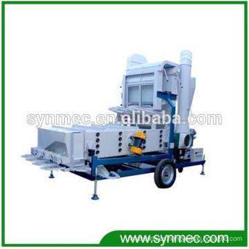 Máquina de limpieza de soja de arroz con girasol (maquinaria agrícola)