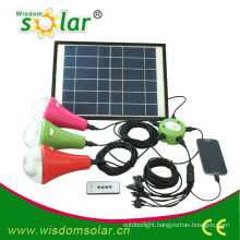 Rechargeable Solar Shed lighting kit with 1/2/3 bulbs