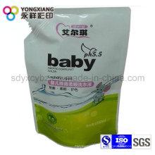 Tamaño personalizado Soporte de líquido para el detergente de lavandería