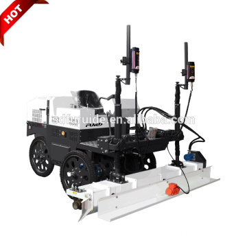 Ride-on Vibratory Laser Screed For Concrete  Construction