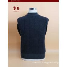 Yak laine / cachemire col rond pull à manches longues chandail / vêtements / vêtement / tricots