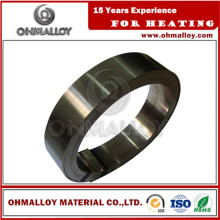 Ohmalloy Invar 36 Strip 0.2mmx110mm pour élément radio