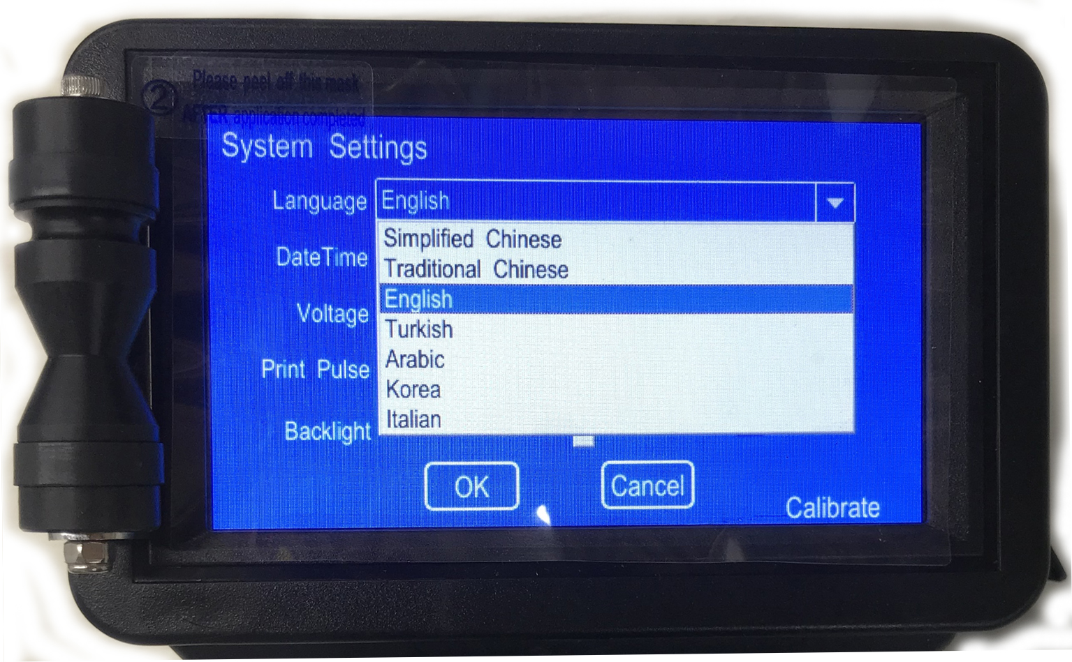Top Inkjet Printers Multi-Languages' Interface