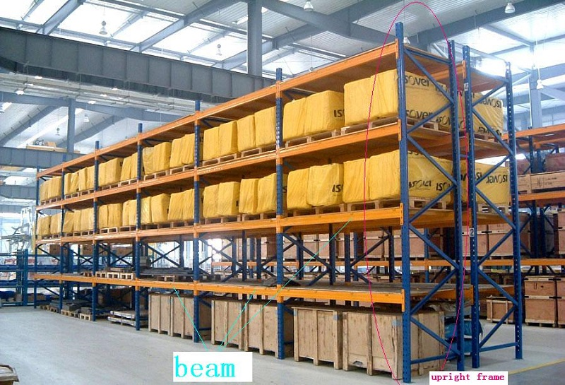 Pallet Shelves Heavy Load Duty