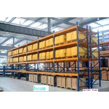 Einstellbare Heavy Loading Industrielles Racking