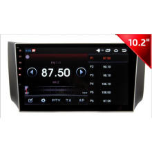 Yessun Android carro GPS para Nissan novo Sylphy (HD1019)