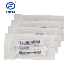 FDX-B animal RFID chips Aguja con implantación de microchip