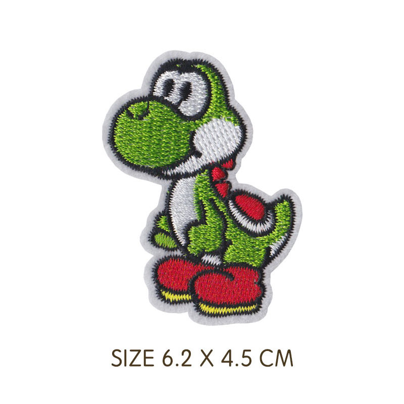 Cartoon Game Embroidered Patch