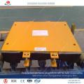 Pot Rubber Bearings for Bridge Constructions