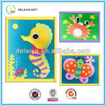 DIY EVA foam toy/educational toy for Children