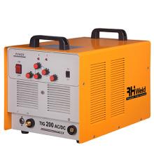Máquina de soldadura TIG Inverter TIG200AC / DC