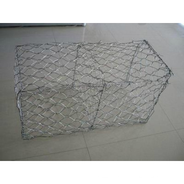 Anping Cock Hotsales Boîte hexagonale en gabion