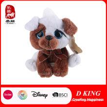 La nouvelle conception rechargent des jouets de chien de peluche de banque de puissance de jouets de peluche