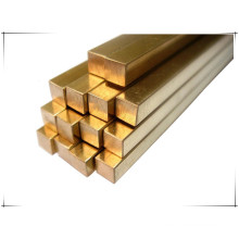 15mm thick C26200 copper square bar