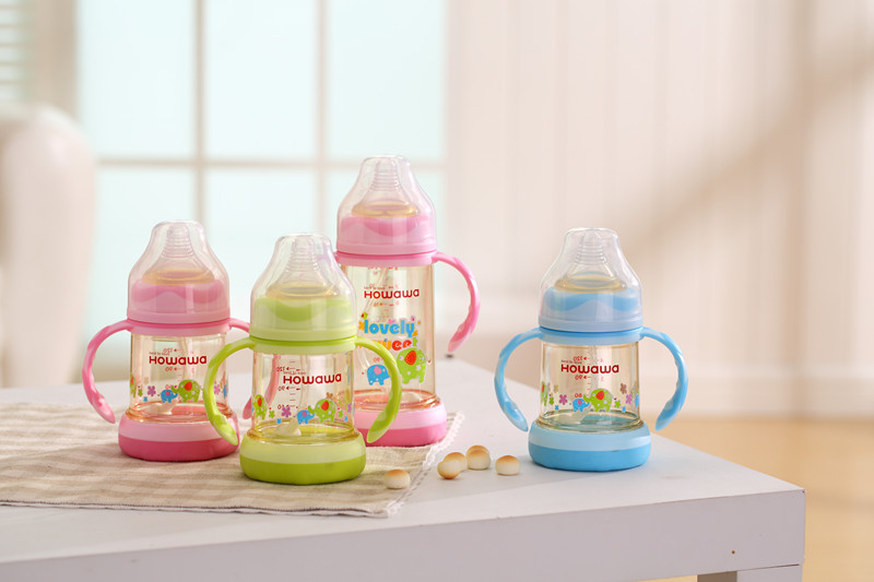 Baby Wide Neck Bottle