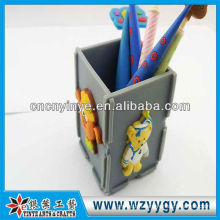 New soft pvc pen container for team fans on World Cup 2014