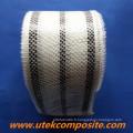 Ruban hybride en fibre de carbone 200 G / M2 avec largeur 8 cm