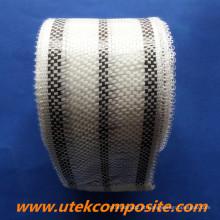 200G / M2 Carbon Fiberglass Fita híbrida com largura de 8cm