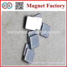 N40 zinc rectangle shape magnets