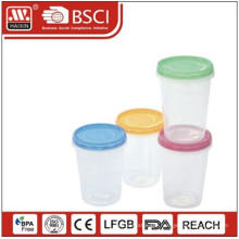 High quality plastic canister