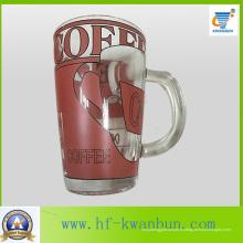 Impression décorative Copie de verre et tasse de café Kb-Hn0722