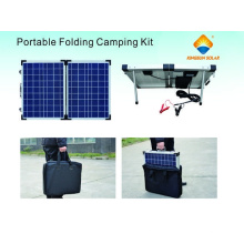 Módulos solares plegables portátiles Poly / Mono 40W-200W